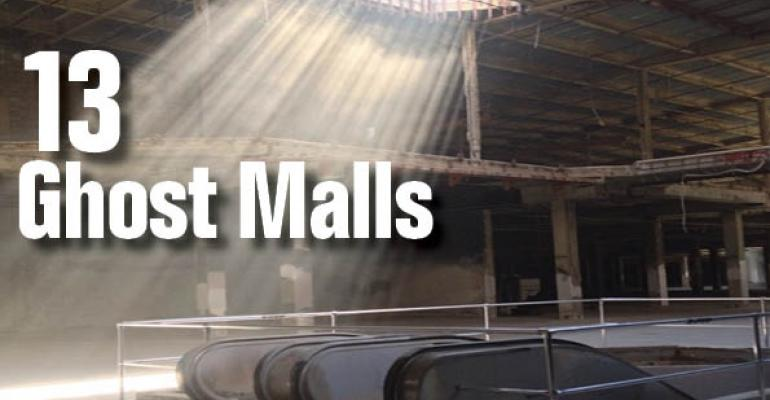 13 'Ghost Malls' from Around the World