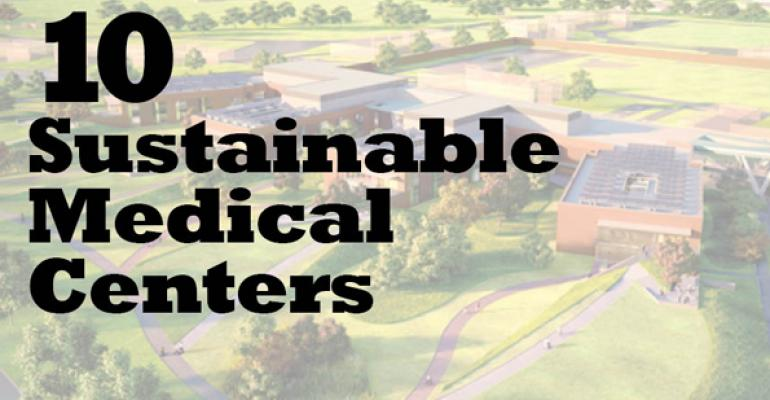 10 Green Medical Centers