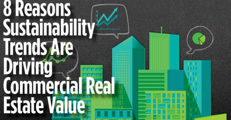 8 Reasons Sustainability Trends Are Driving Commercial Real Estate Value