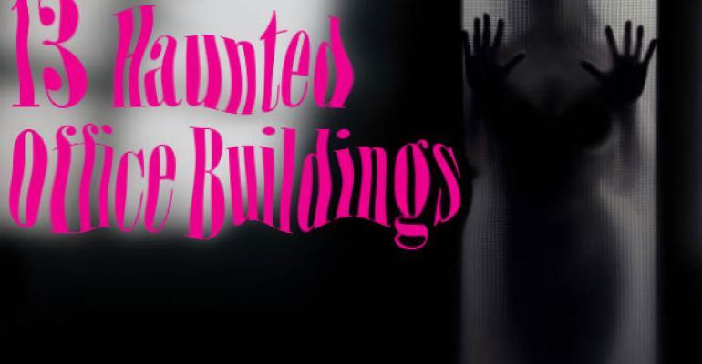 13 Haunted Office Buildings