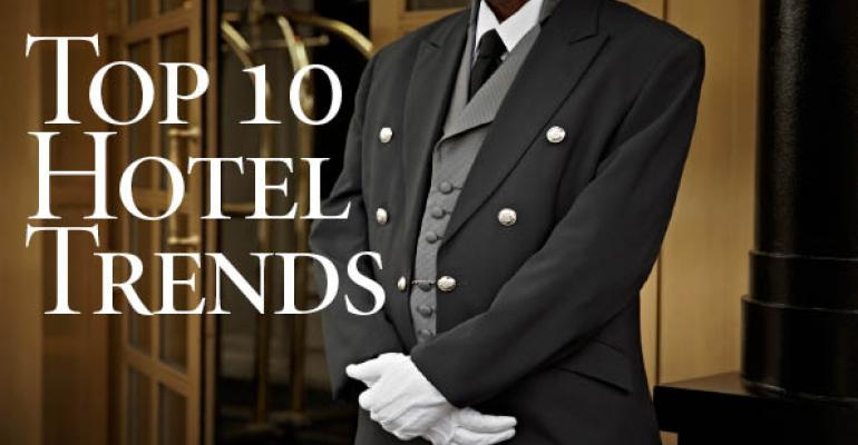10 Trends Transforming the Hotel Sector