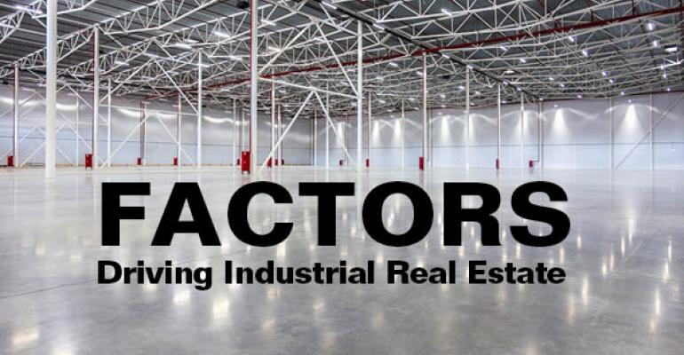 Five Factors Driving Industrial Sector Growth