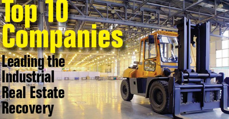 Top 10 Companies Leading the Industrial  Real Estate Recovery