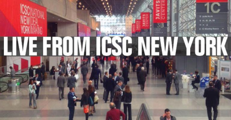 Live from ICSC: New York National Deal Making Conference