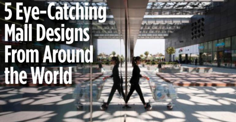 5 Eye-Catching Mall Designs From Around the World