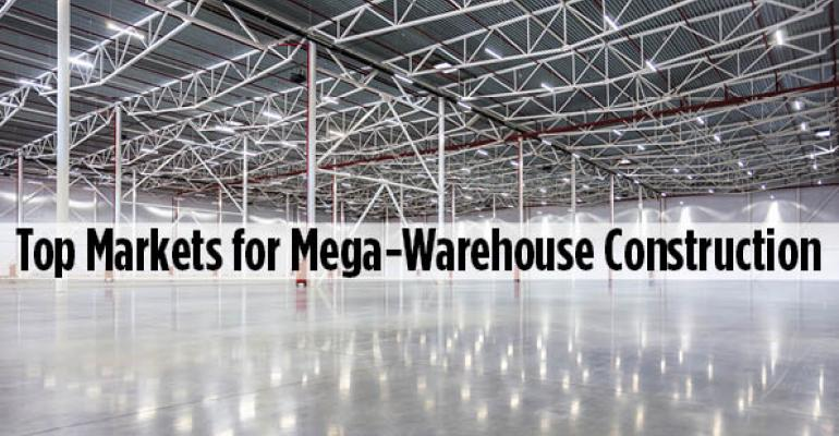 Top 10 Markets for Mega-Warehouse Construction