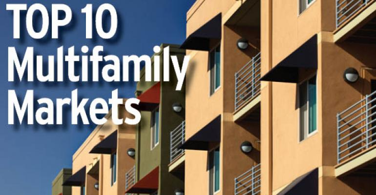 Top 10 Multifamily Markets