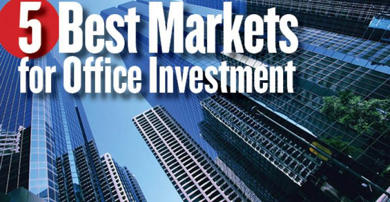 5 Best Markets for Office Investment