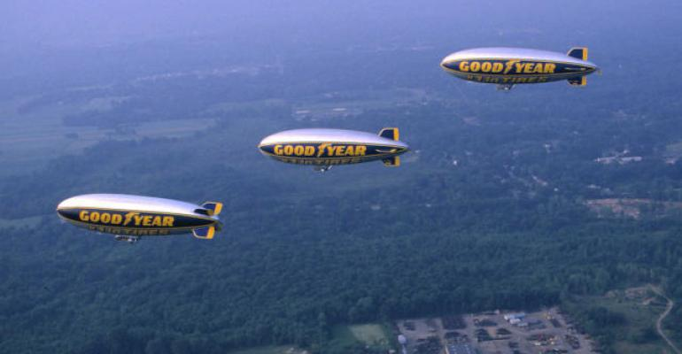 Goodyear Reinflates Akron with New HQ