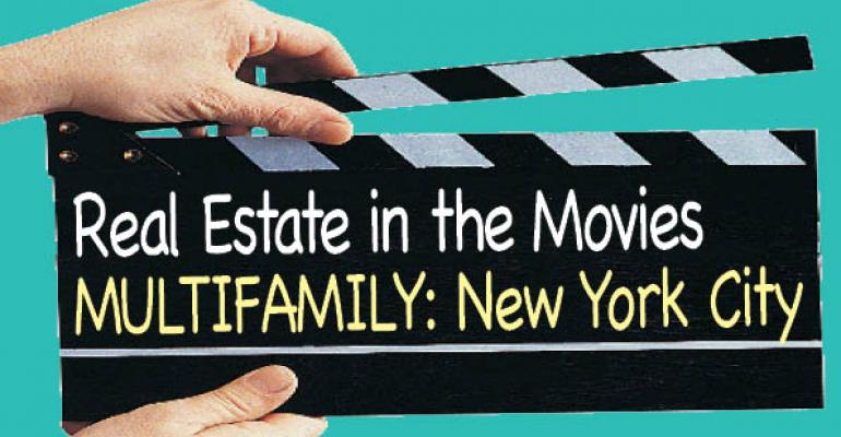 Real Estate in the Movies: New York Apartments Edition