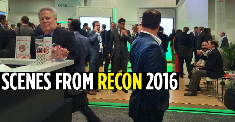 Scenes from RECon 2016
