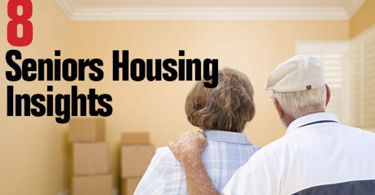 Eight Seniors Housing Insights