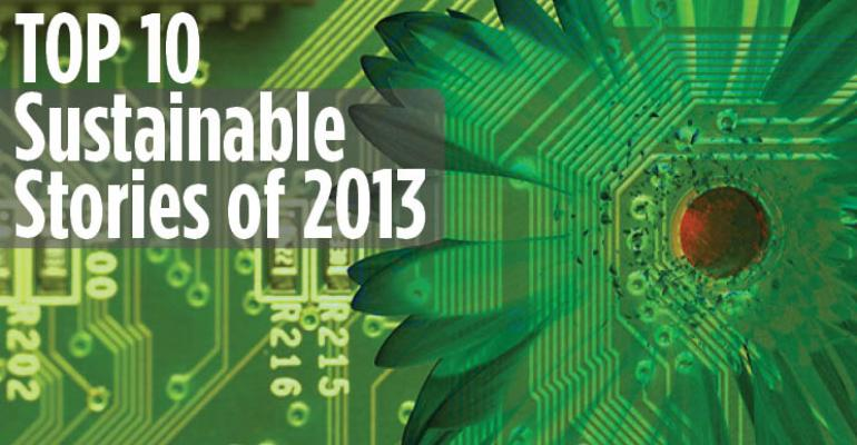 Top 10 Sustainable Stories of 2013