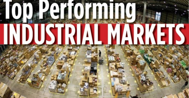 17 Top Performing Industrial Markets