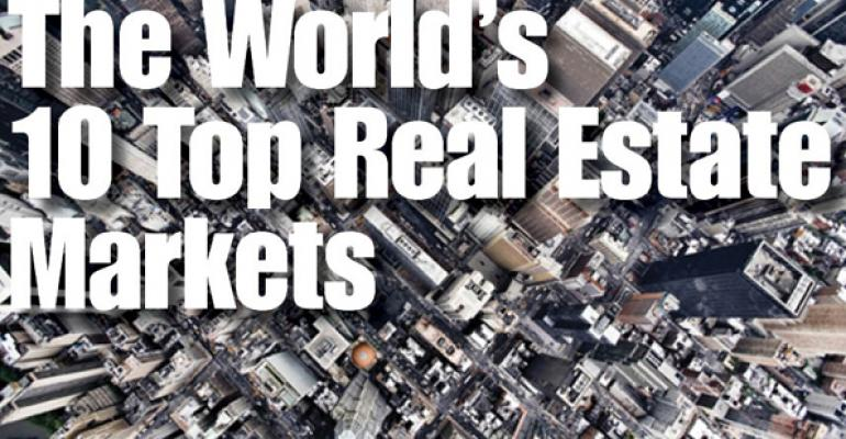 Top 10 Global Cities for Real Estate Investment