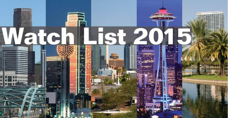 JLL's 5 Markets to Put on Your Watch List for 2015