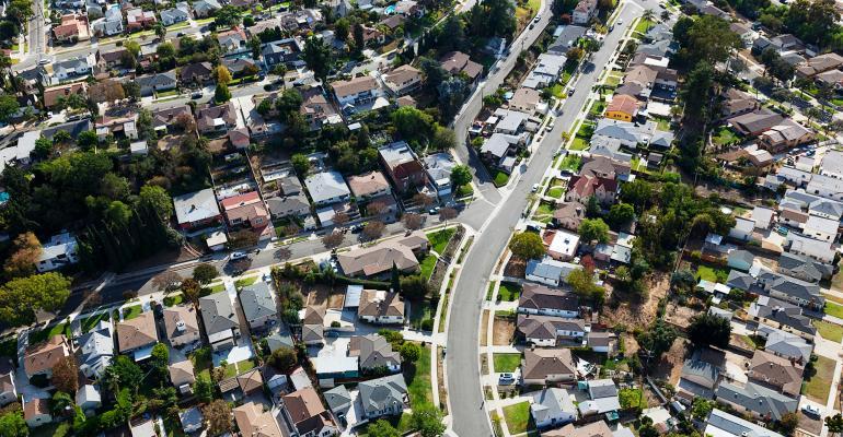 residential suburb