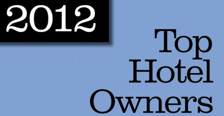 2012 Top Hotel Owners