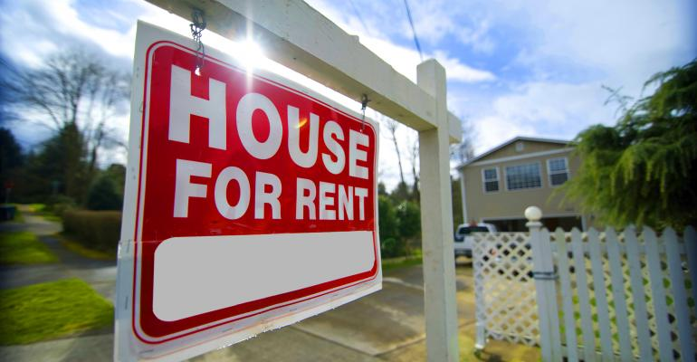 Wall Street's Home-Rental Bets Shift to Lower-End U S  Houses