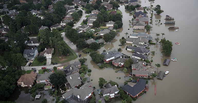 Houston Hurricane Harvey