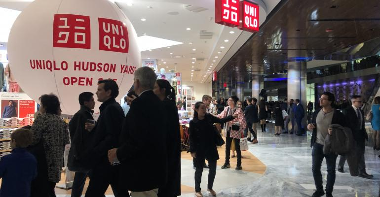 hudson yards-uniqlo