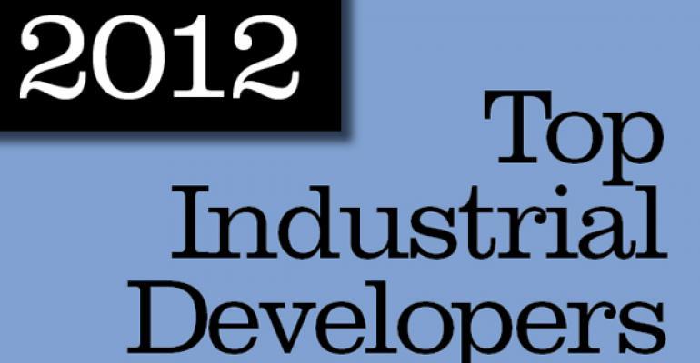2012 Top Industrial Developers