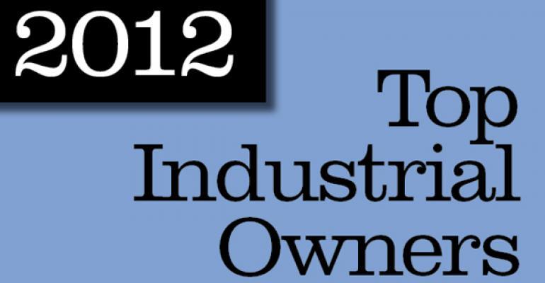 2012 Top Industrial Owners