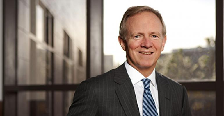 John Case, CEO of Realty Income Corp