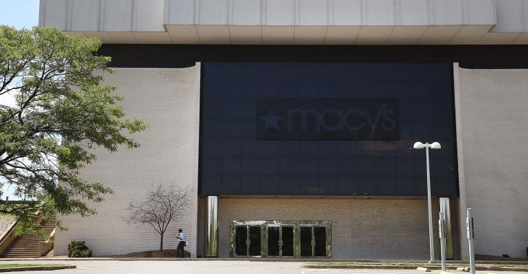 Macys closed