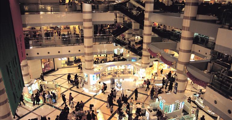 mall REIT