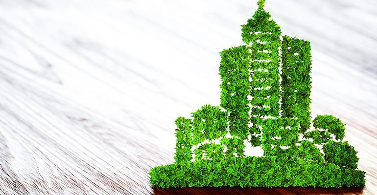 multifamily green financing