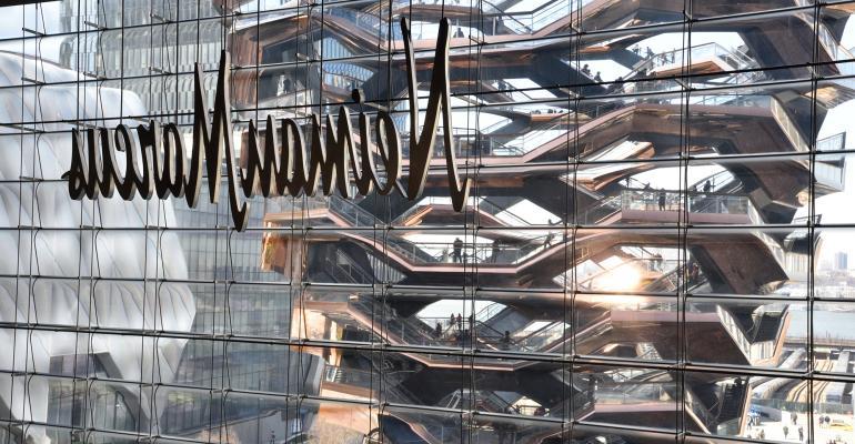 Neiman Marcus Looks For Time To Escape Its Debt Burden