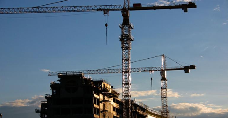 new hotel construction