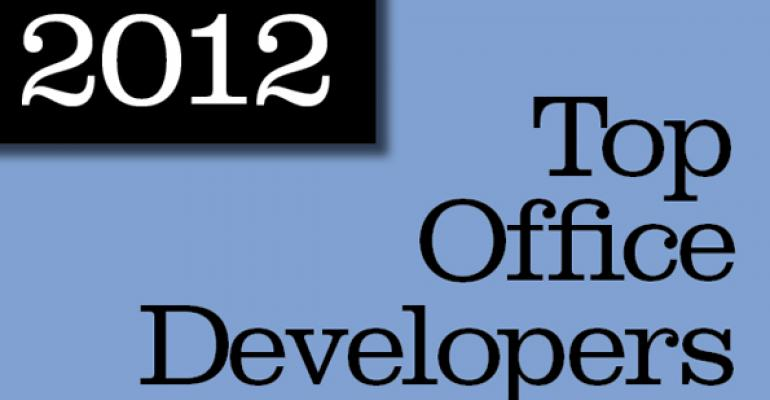 2012 Top Office Developers