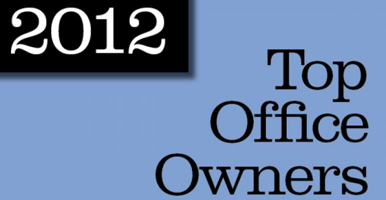 2012 Top Office Owners
