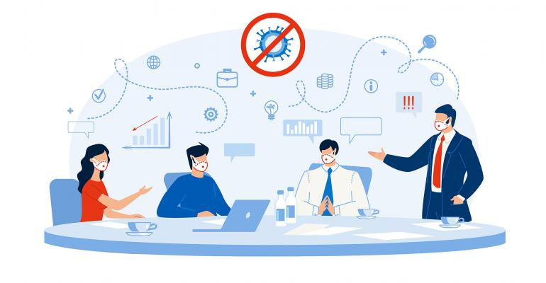 pandemic-business-meeting