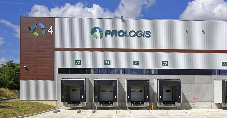 Prologis warehouse