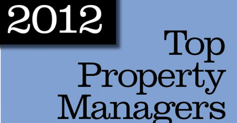 2012 Top Property Managers