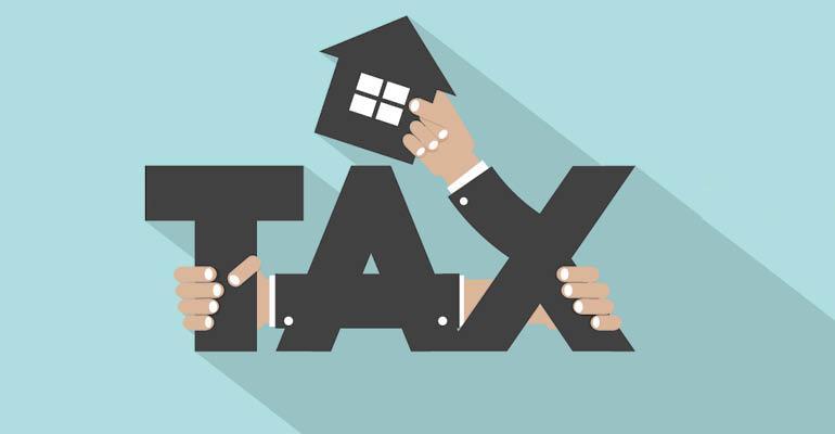 Tax Laws Bite California\'s Housing Market: Virginia Postrel ...