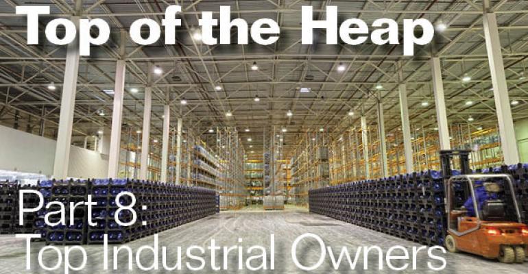 2015 Top Industrial Owners