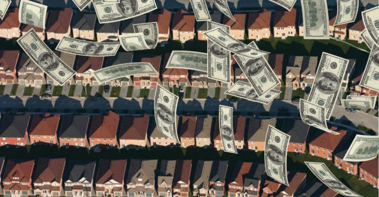 Landlord Pays $485 Million in Rental-Home Deal With Pimco Fund