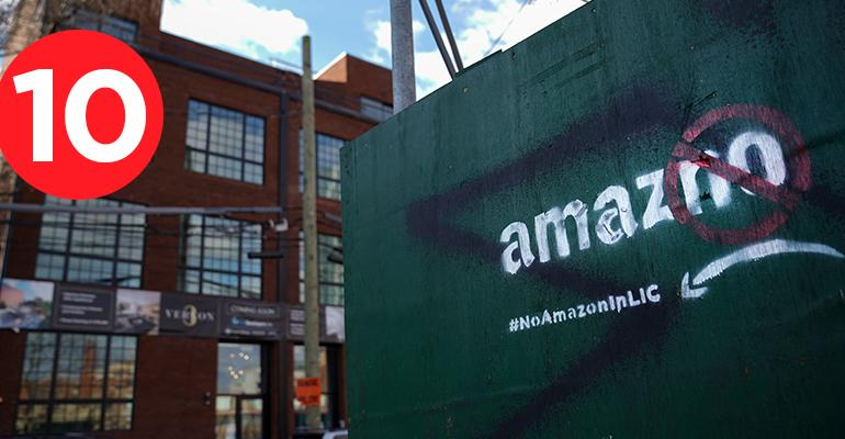 Amazon NY