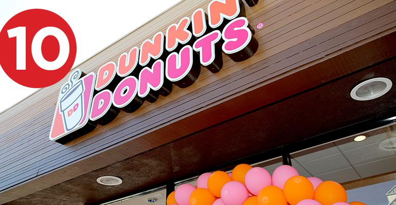 ten must reads Dunkin Donuts