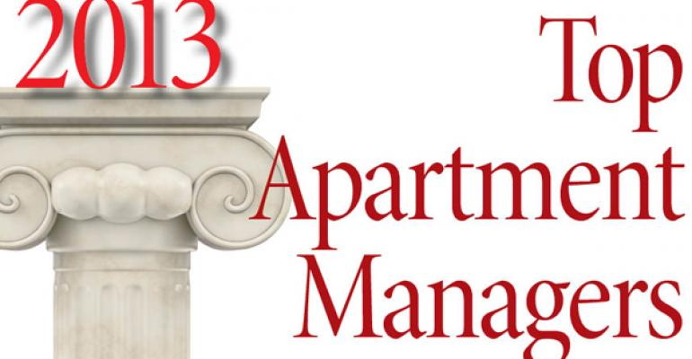 2013 Top Apartment Managers