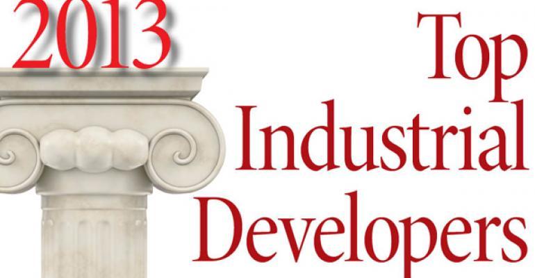 2013 Top Industrial Developers