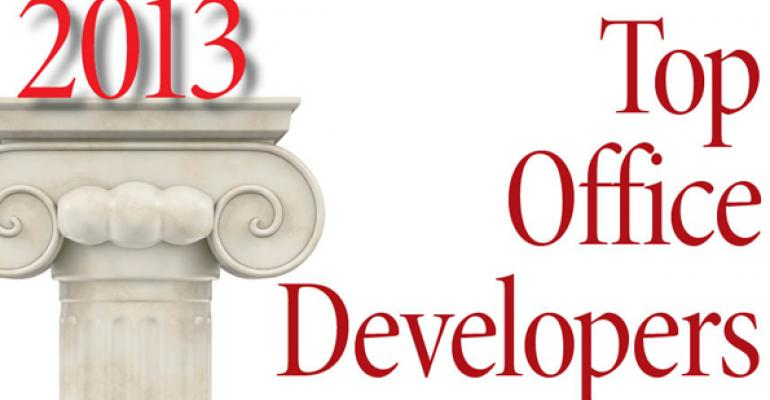 2013 Top Office Developers