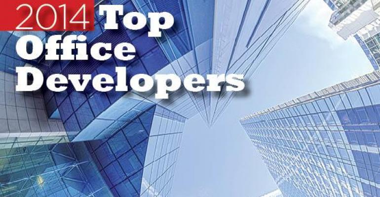 2014 Top Office Developers