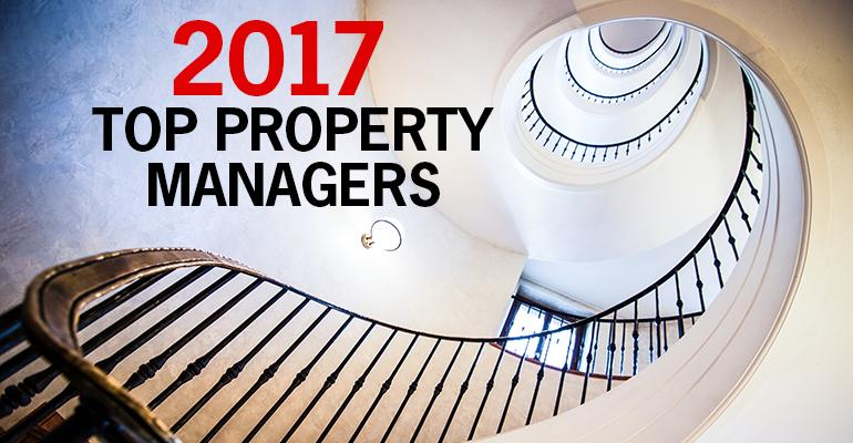 top property managers 2017