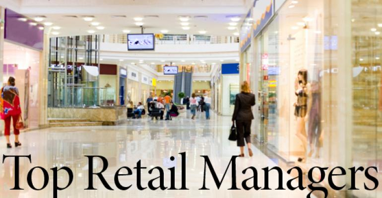 2014 Top Retail Managers