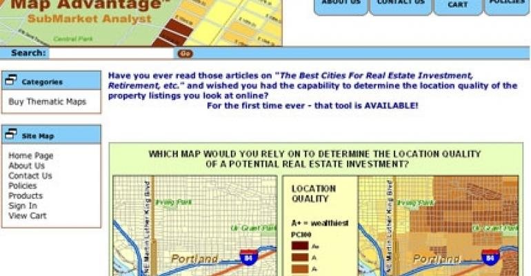 Selecting the Right Submarkets to Buy Apartment Properties May Soon be One Click Away